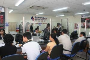 SouthernBank đa dạng hóa dịch vụ tài chính