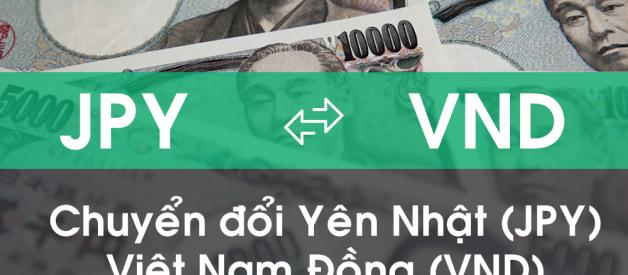 Chuyển đổi Yên Nhật